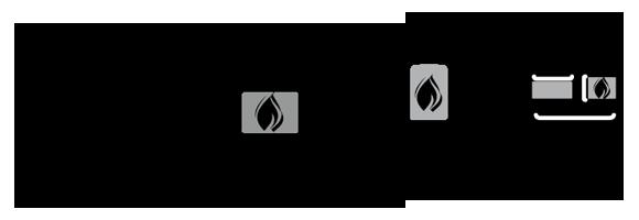 Buche densifiée crépito - appareil compatible